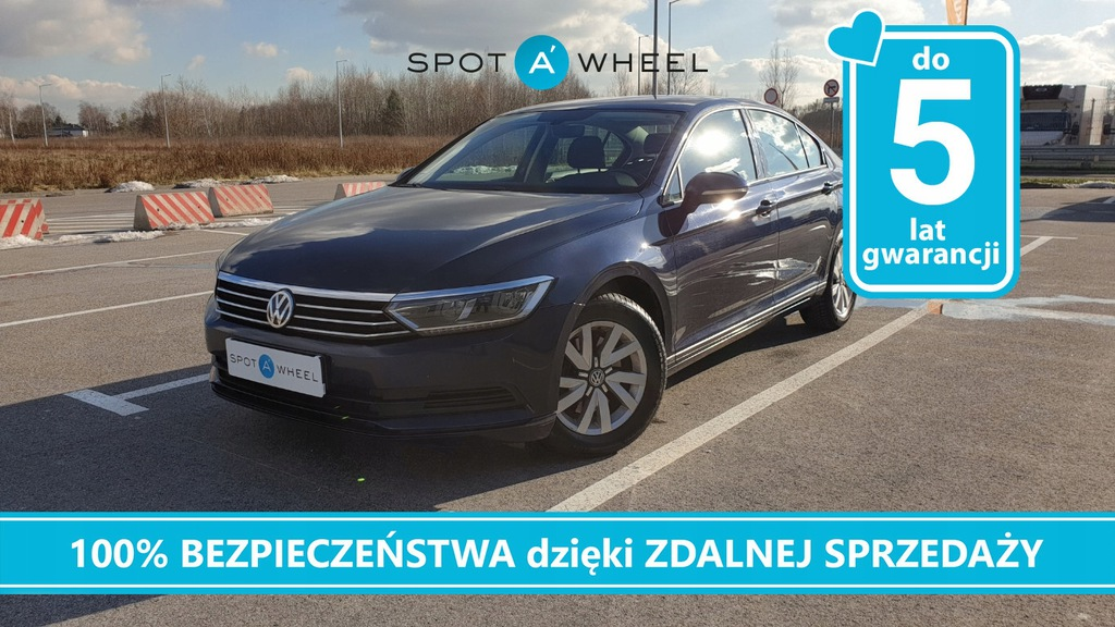 Volkswagen Passat 2.0 TDI 150KM FV23% Ksenon, BT