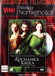 Kochanice Króla DVD Viva FOLIA