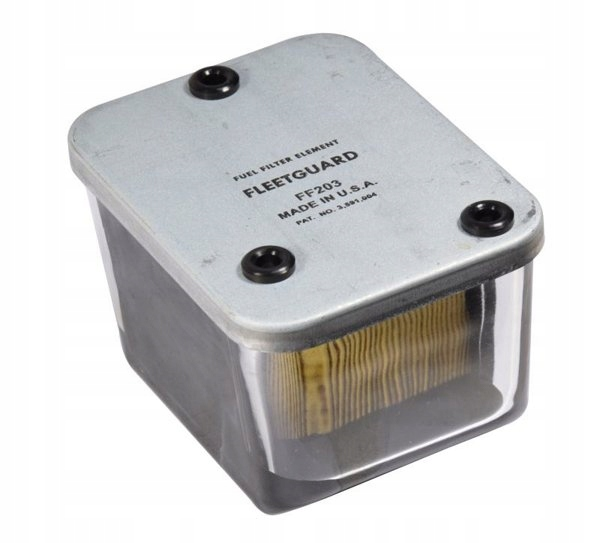 Filtr paliwa szklany do John Deere FF203, AR50041