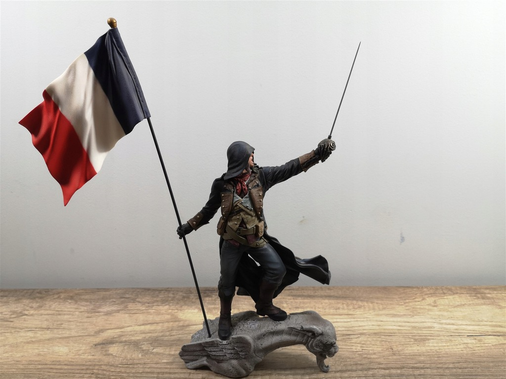 Figurka Assassins Creed Unity + Gratis - IDEAŁ