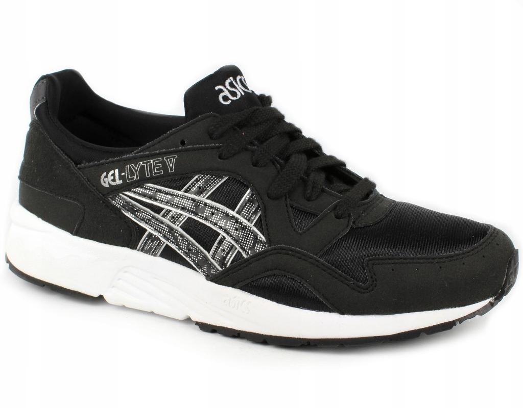 Asics Gel Lyte V r 38 męskie nowe czarne buty 7560147542