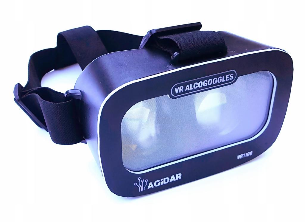 ALKOGOGLE VR nowy model 2.5prom