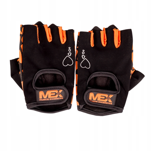 MEX Rękawiczki Treningowe FLEXI Gloves Orange XL