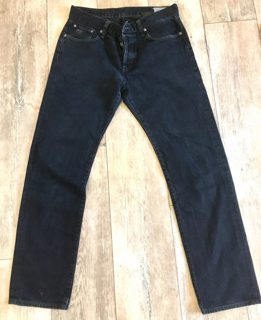 G-star 3301 jeans w.33l.32 ( 86cm)
