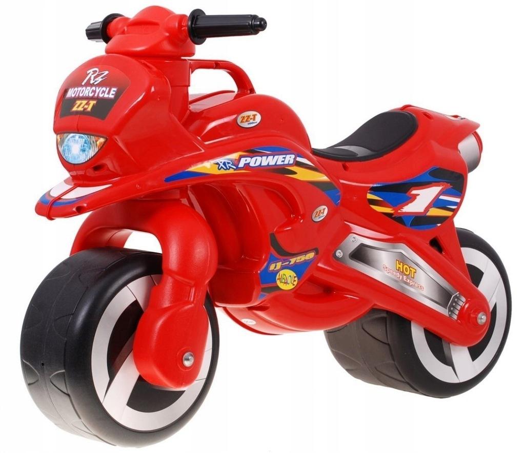 Motor Motorek Biegowy Dla Dzieci Scigacz Do 30 Kg 7596383255 Oficjalne Archiwum Allegro