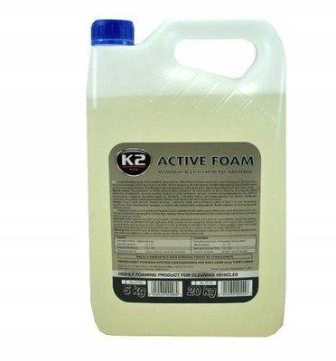 K2 ACTIVE FOAM piana aktywna 5L do myjki