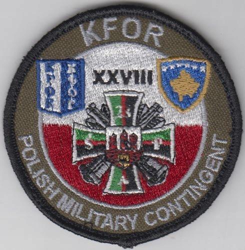KFOR - Polski Kontyngent Wojskowy (04)