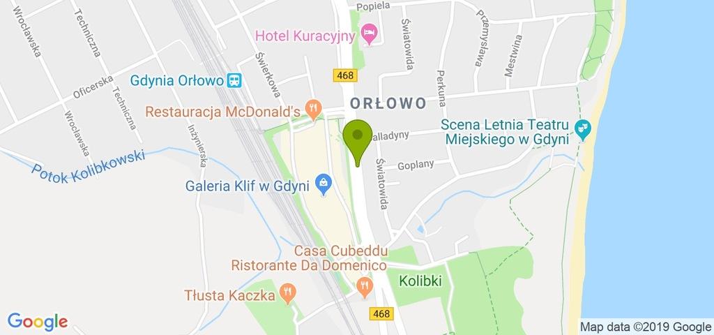 Na wynajem Gdynia, Orłowo, 92,74 m²