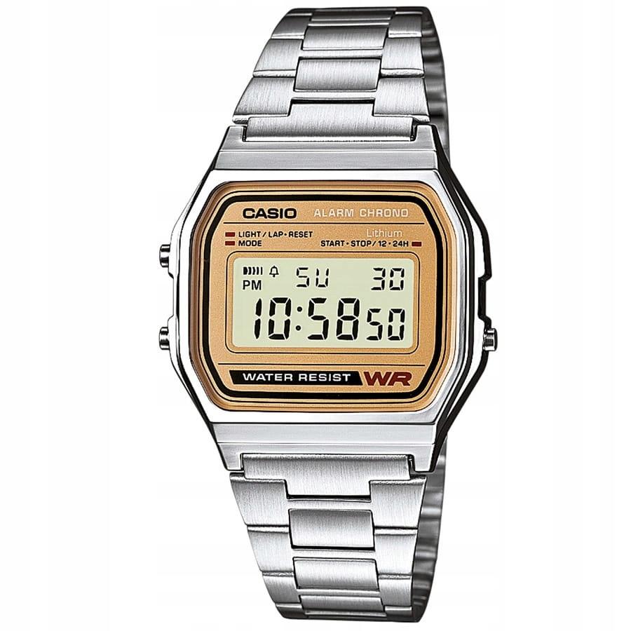 Zegarek męski Casio A158WEA-9