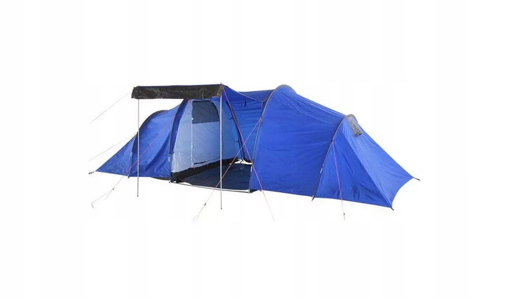Namiot kempingowy ProAction 6 Man 2 Room K163