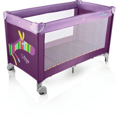 Lozeczko Turystyczne Simple Baby Design 7478792483 Oficjalne Archiwum Allegro