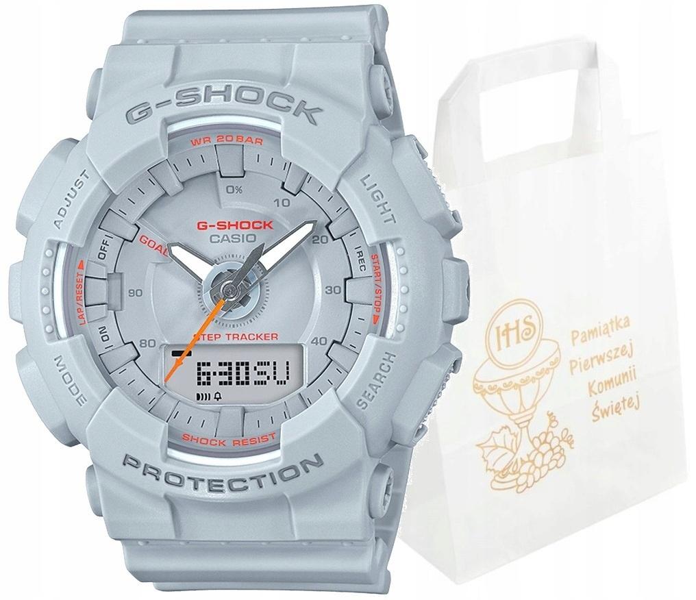 Zegarek komunijny Casio G-SHOCK dla dziewczynki