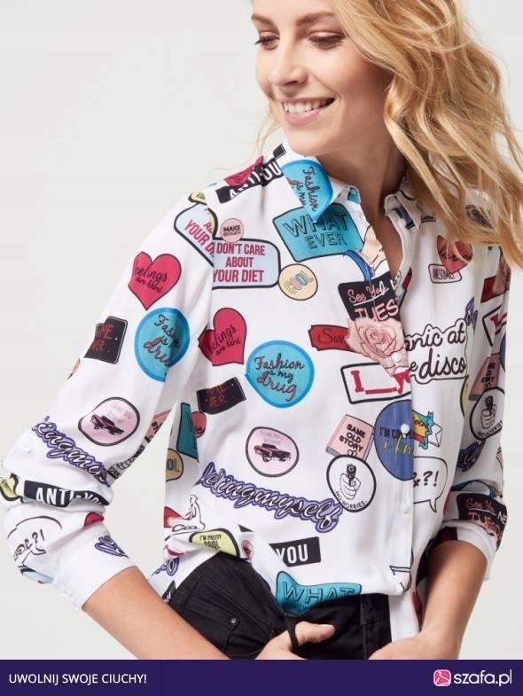 koszula bluzka Mohito, r. 38