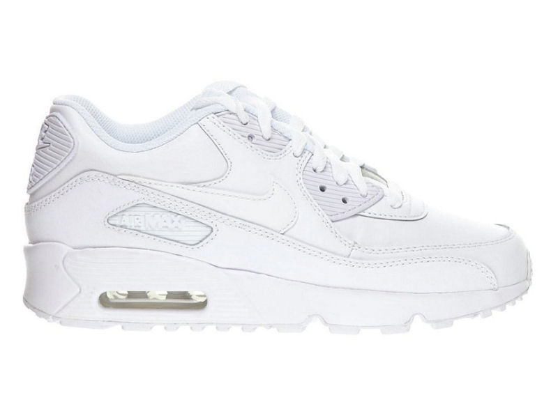 38 Buty Nike Air Max 90 Białe 833412 100 Skóra Ceny i