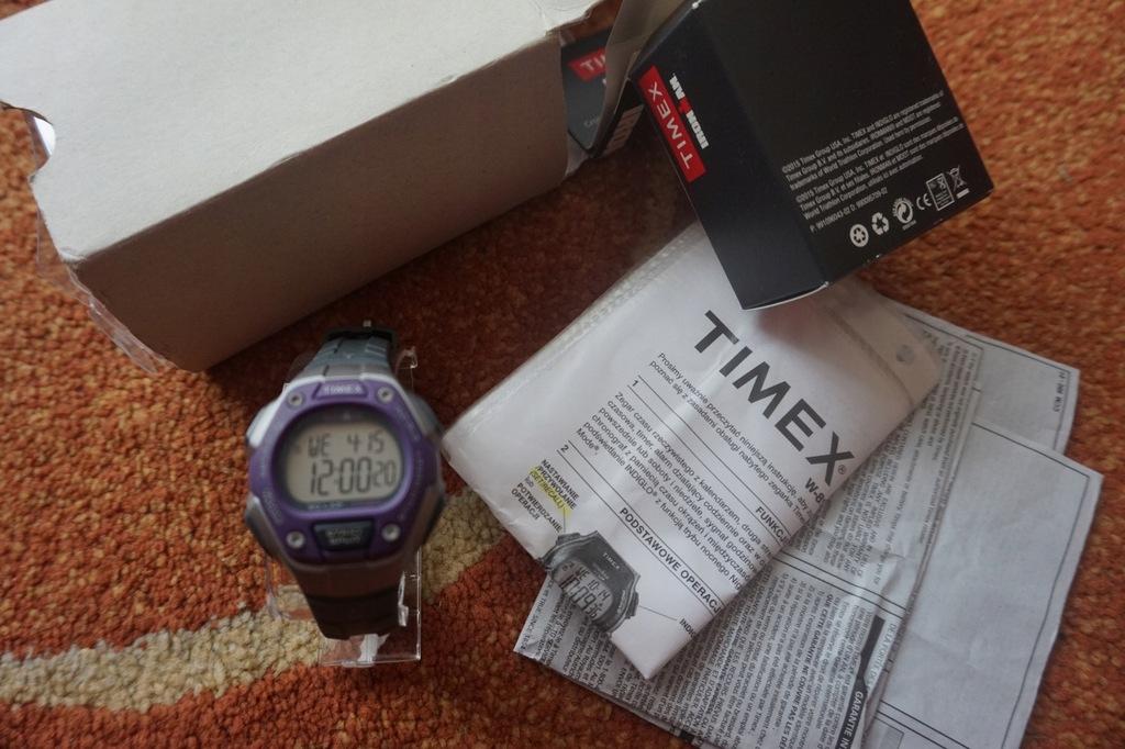 Zegarek timex jak nowy