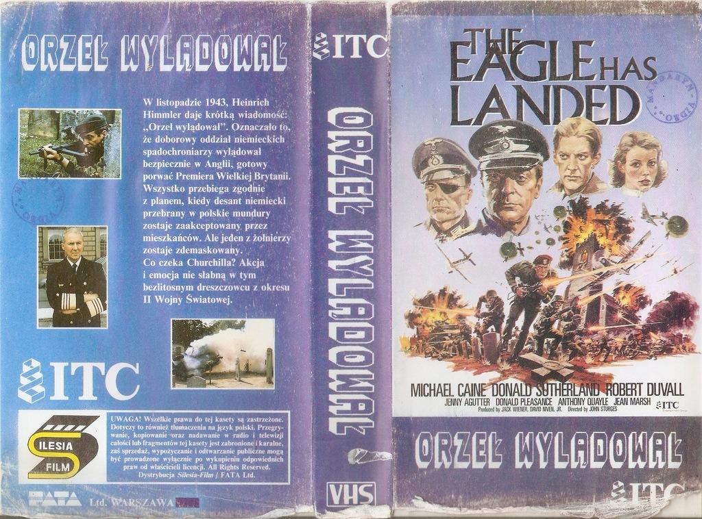 Orzeł wylądował - VHS