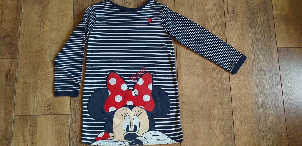 Tunika bluzka Minnie Mouse George R.110/116