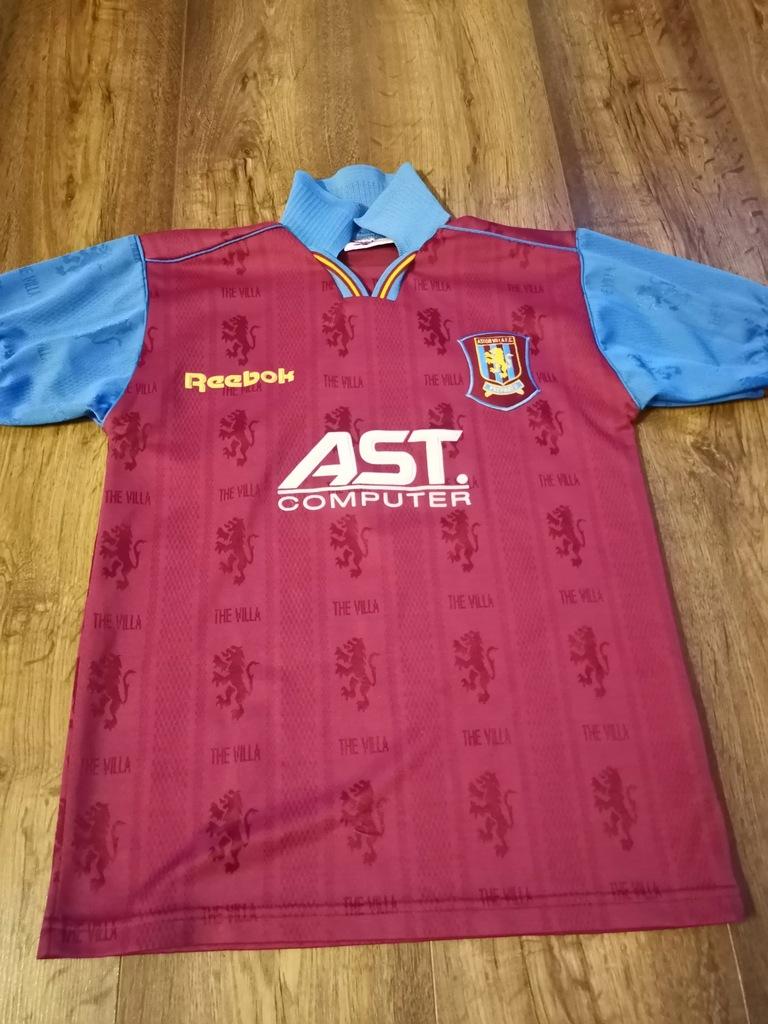 koszulka Aston Villa REEBOK