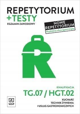 REPETYTORIUM I TESTY EGZ. KWAL. TG.07/HGT.02