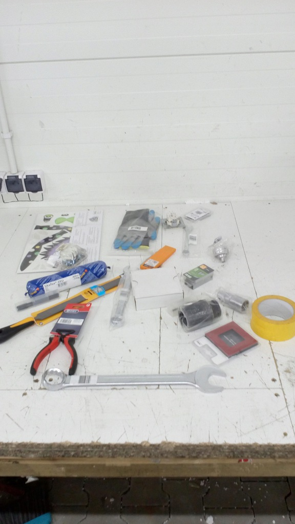 Bohrcraft 41450301400 Masch-Gewindebohrer Blauring DIN 376 HSS-E VAP M 14 Form B Split-Pack