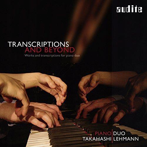TAKAHASHI+LEHMANN: TRANSCRIPTIONS+BEYOND (CD)