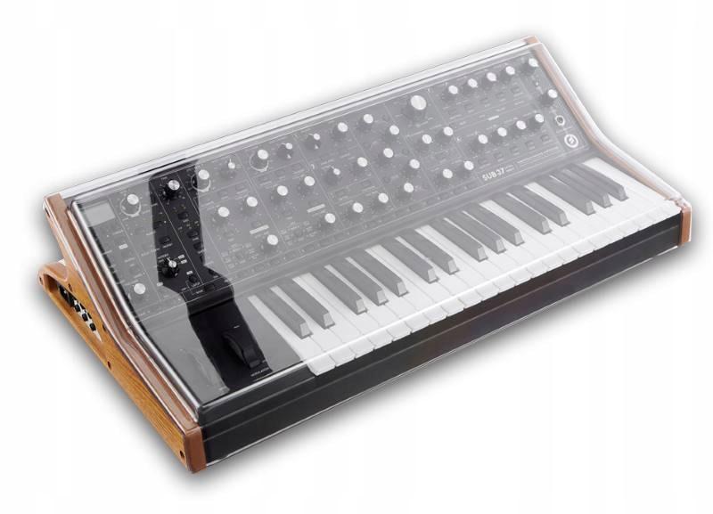 Decksaver Moog Sub 37 & Little Phatty Cover -