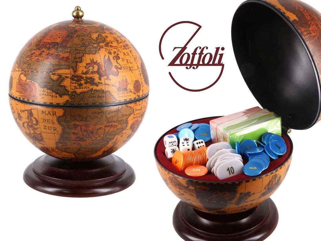 Globus - poker. gra towarzyska
