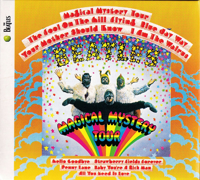 The Beatles - Magical Mystery Tour - CD