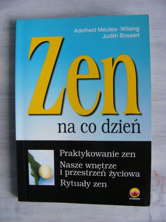 Zen na co dzień książka
