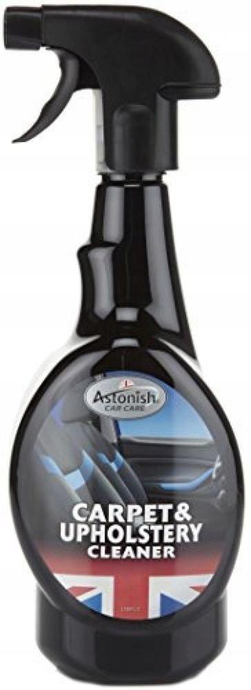 ASTONISH Car Odplamiacz do tapicerki spray 750ml