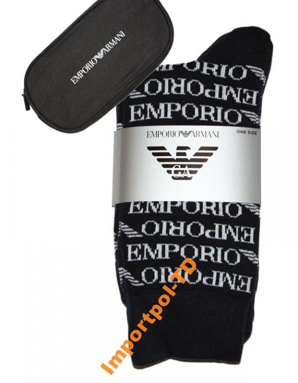 Emporio Armani 2 PAK skarpetek NOWOŚĆ