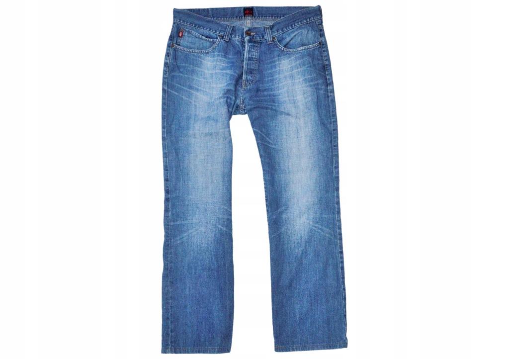 572 BIG STAR spodnie jeansowe męskie 36/32