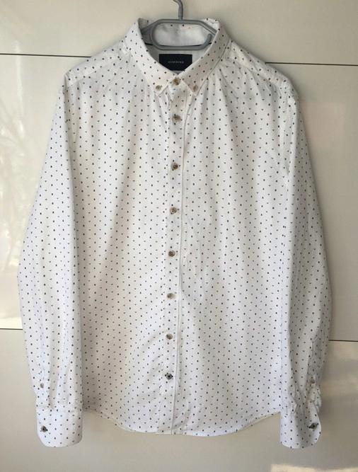 Koszula męska Reserved L Slim fit casual bawełna