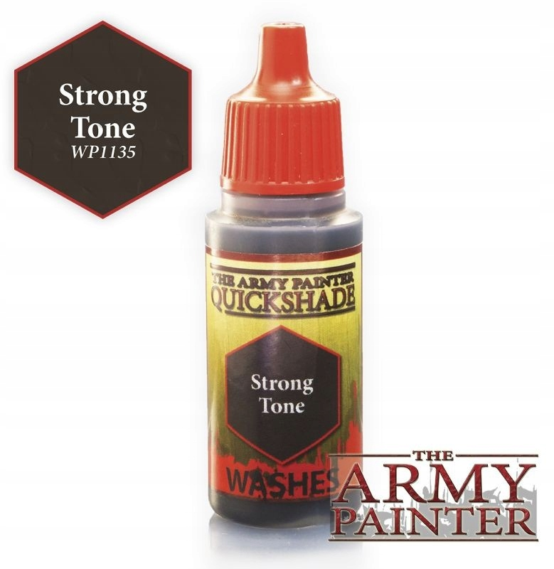 Farbka Army Painter Strong Tone OUTLET