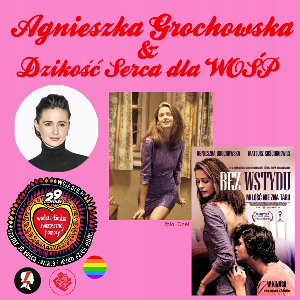 Sukienka Agnieszki Grochowskiej