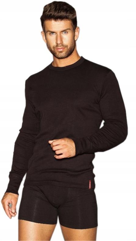 HENDERSON 2149 koszulka BAWEŁNA czarna # M