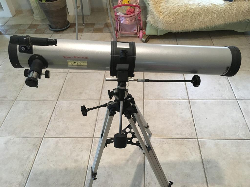 Teleskop astronomiczny Sakur a Binocular