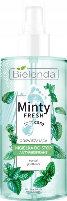 Bielenda MintyFresh mgiełka do stóp antyperspirant