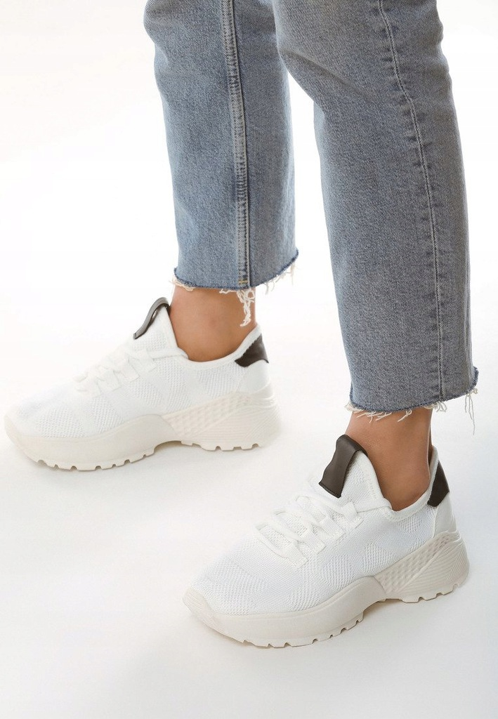 Buty Damskie Sneakersy Sportowe Białe Case r38 7953851665