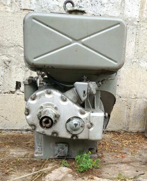Silnik Andoria S301d Es 7 Do Traktorka 7466146668 Oficjalne Archiwum Allegro
