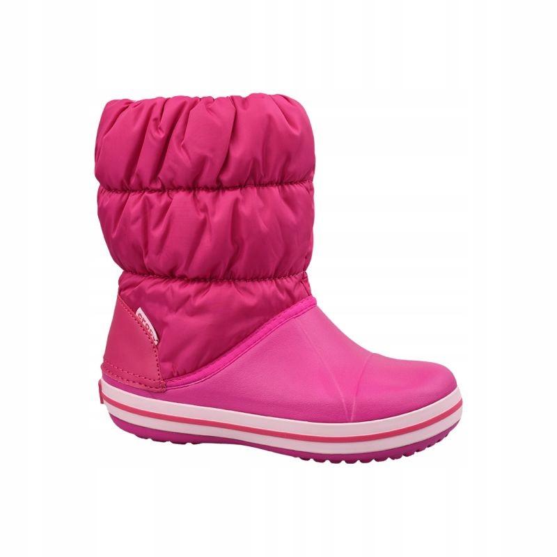 Buty Crocs Winter Puff Boot Jr 14613-6X0 33/34