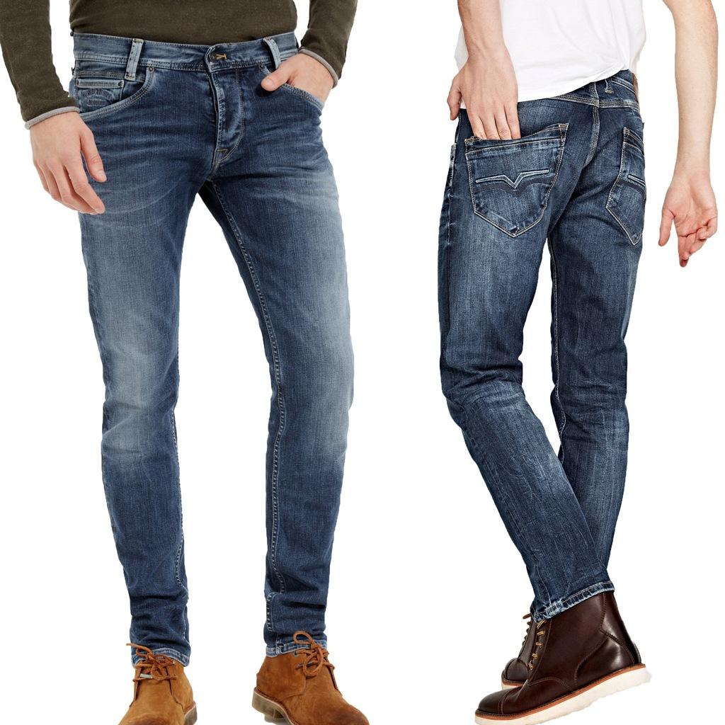 Spodnie Pepe Jeans SPIKE PM200029Z23 36/34