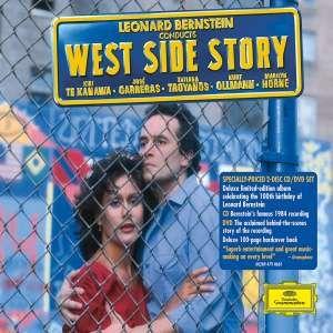 CD L. Bernstein West Side Story -Ltd-