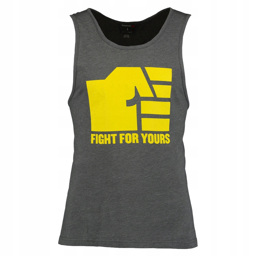 Koszulka Reebok Combat UFC męska bokserka 2XS