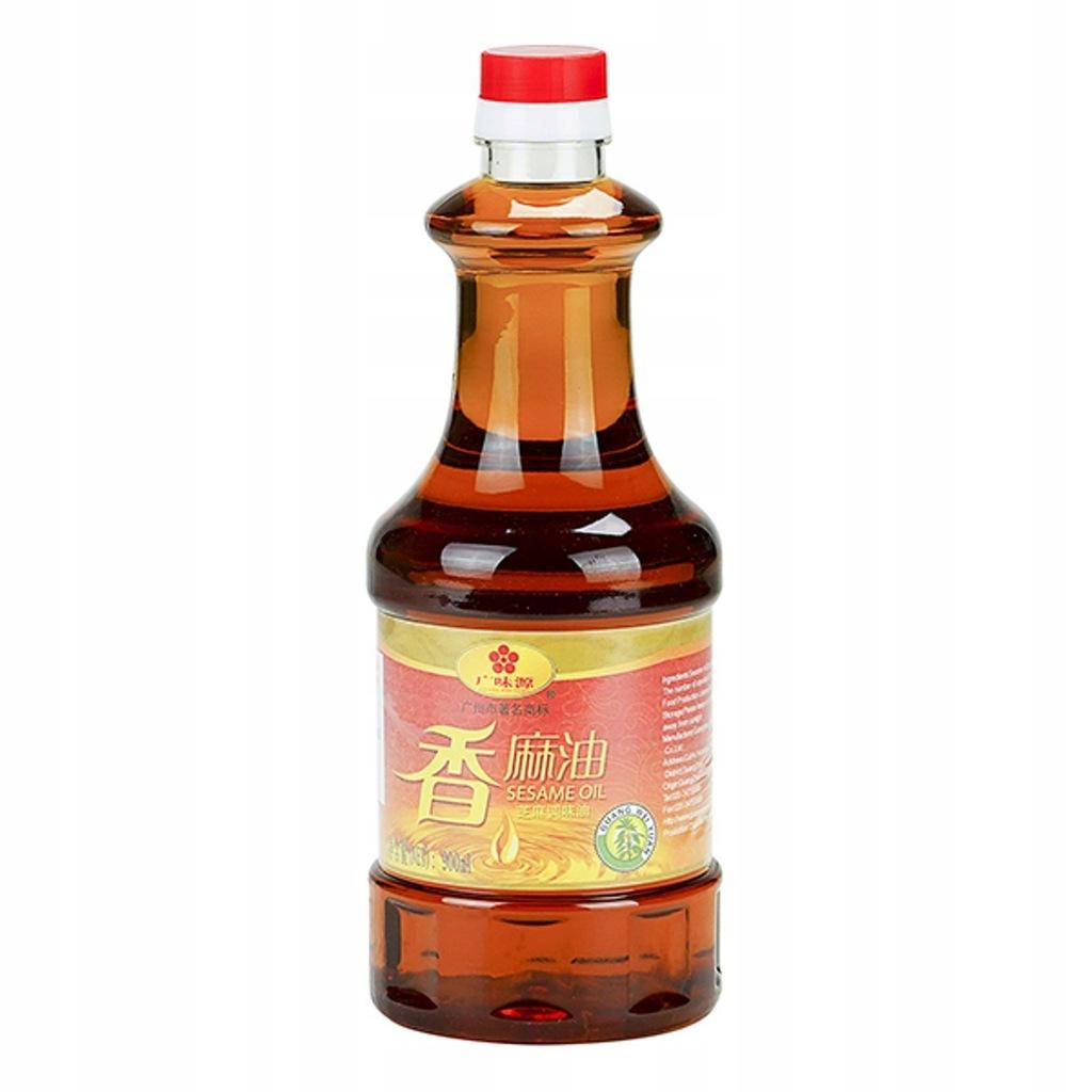 Olej sezamowy 900ml