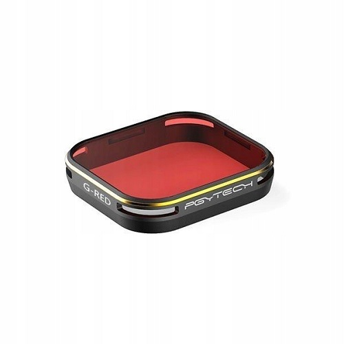 GOPRO 5/6 filtr czerwony PGYTECH nowy