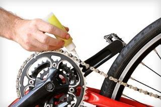 Wiosenny przegląd roweru