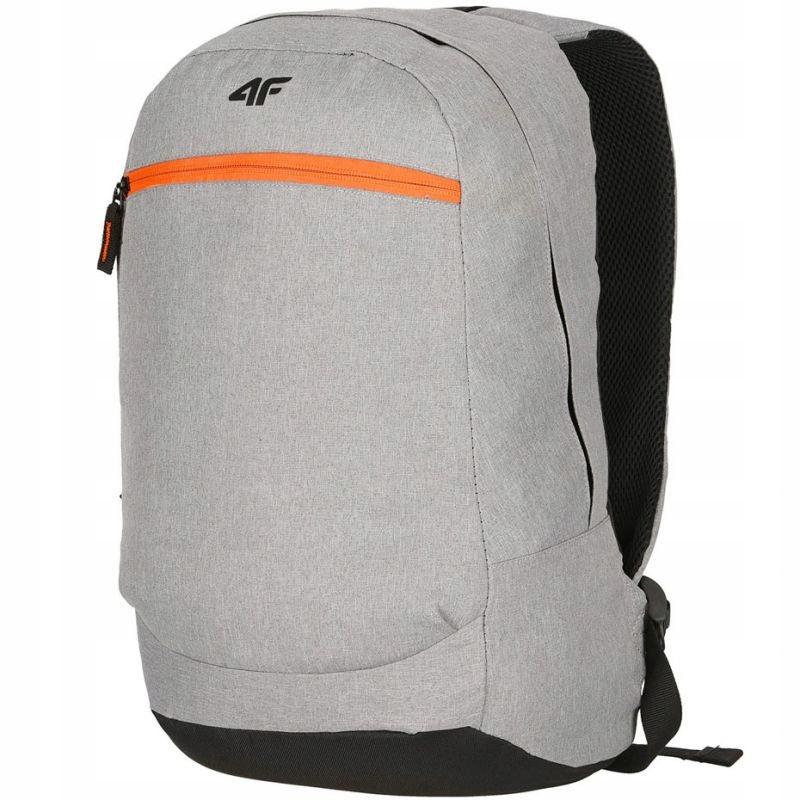 Plecak 4f H4L19-PCU005 jasny szary melanż