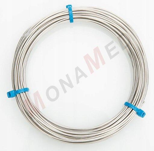 Drut do wiązania odłamów kostnych 10m - 0,4mm