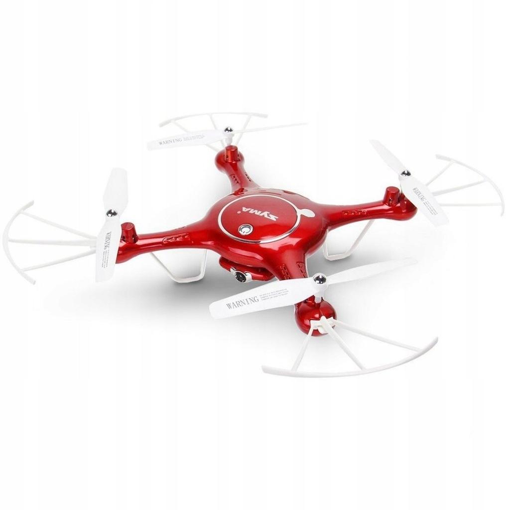 Dron RC Syma X5UW 2,4GHz Kamera FPV Wi-Fi